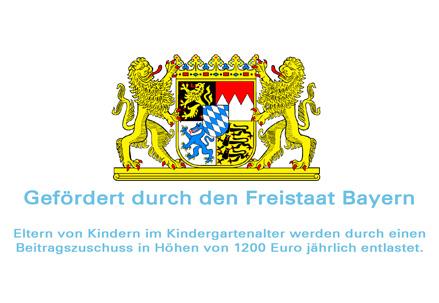 Förderung Bayern Logo