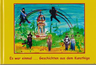 KunstKiga-Buch